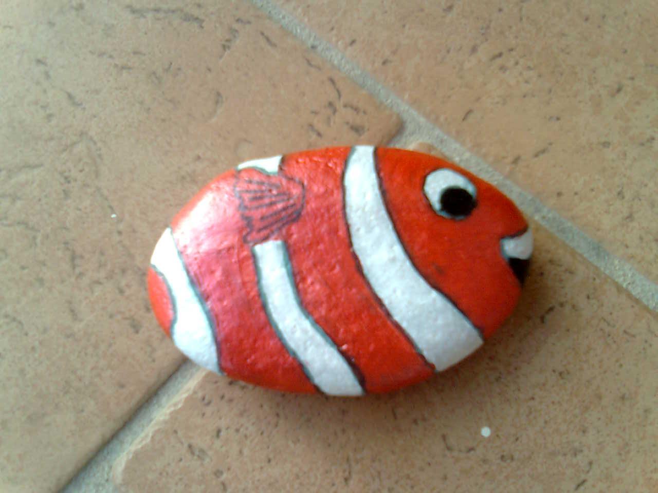 Il piccolo mondo di wonder perlina: pesci nemo a volonta'