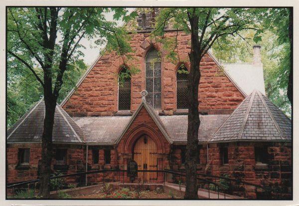 St Paul's Anglican Church, Charlottetown, Prince Edward Island, Canada