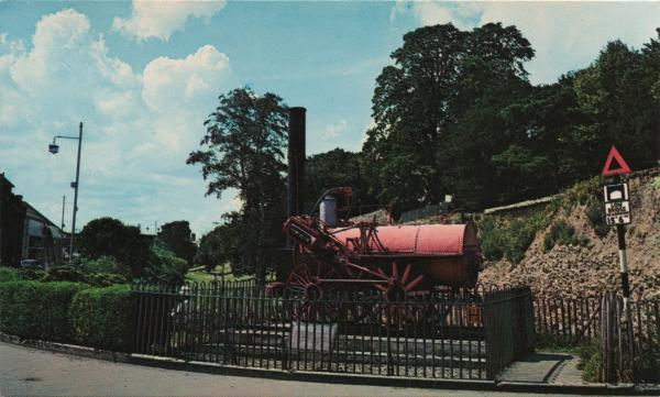 1825 Invicta railway engine