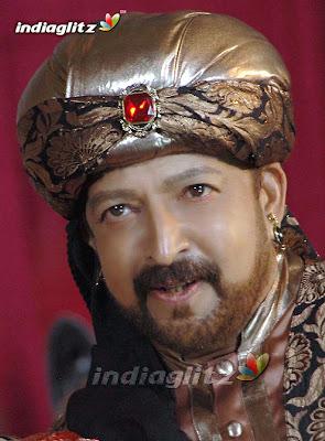 Vishnuvardhan in Aptharakshaka