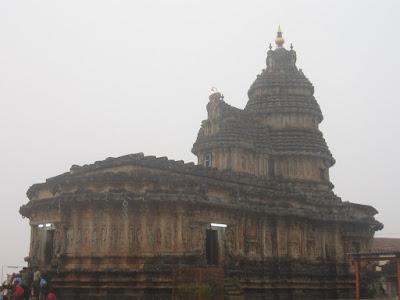 Sringeri Vidyashankara Temple
