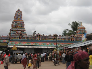 Goravanahalli Shree Mahalakshmi Temple
