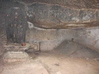 Kempegowda's Treasure Room at Shivagange