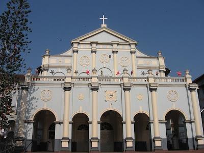 St.Aloysius Chapel, Mangalore