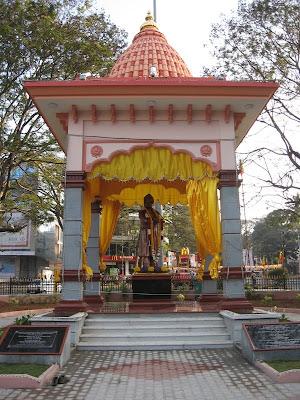 Swami Vivekananda Statue, Basavanagudi, Bangalore