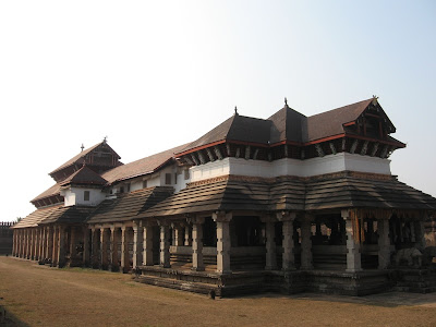 Thousand Pillar Temple, Moodabidri