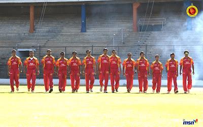 Royal Challengers Bangalore team photo