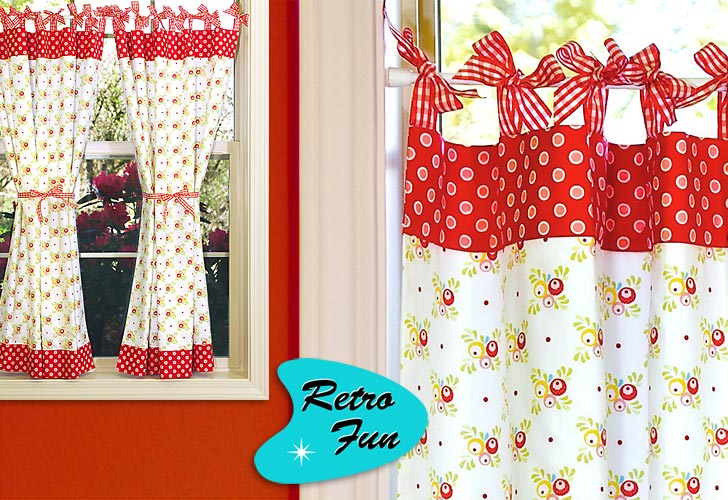 Sewing Patterns for Curtains - LoveToKnow: Answers for Women on