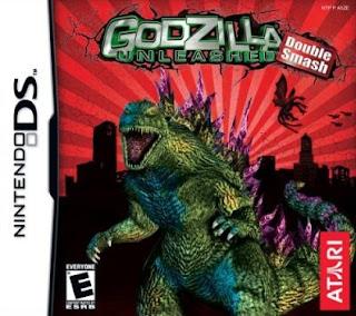 Godzilla Unleashed [NDS]