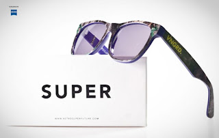 Super Sunglasses And Vanguard (Vngrd) Collaboration