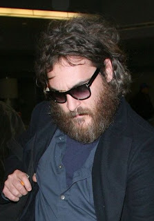 Celebrity Sighting: Joaquin Phoenix and Tom Ford Jack Sunglasses on David Letterman