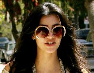 Kim Kardashian Sunglasses - Chloe Myrte