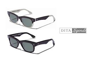 Neighborhood X Dita Batmobile Sunglasses
