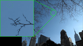 Venus from Bryant Park