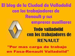 Mas carga de trabajo en Fasa-Renault