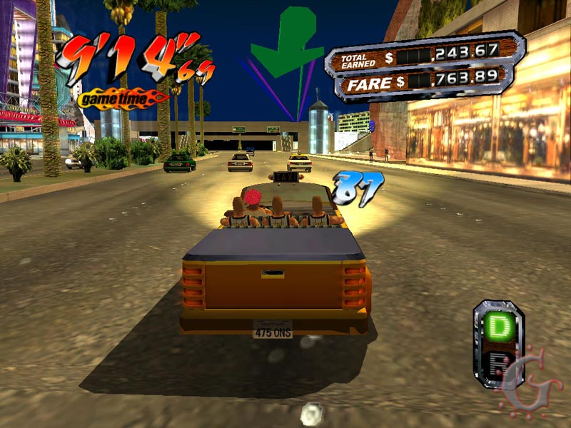 telecharger crazy taxi 3 pc