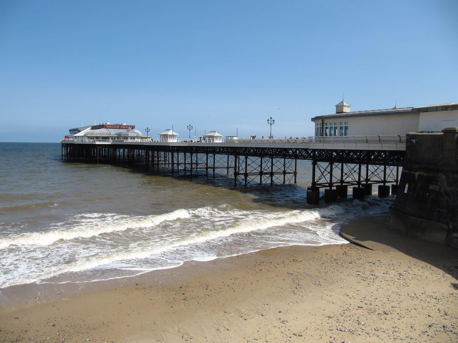 My Adventure Blog: Cromer Beach, Norfolk