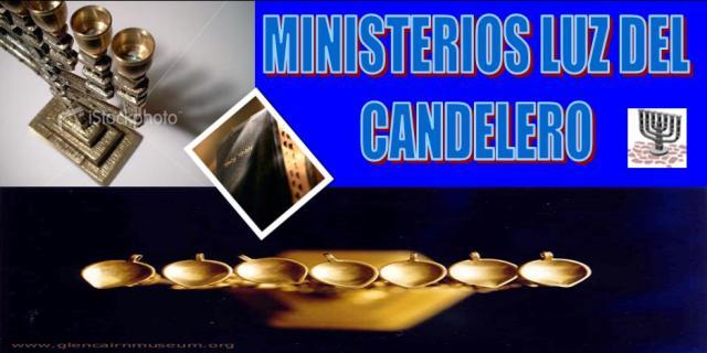 MINISTERIOS LUZ DEL CANDELERO - iglesia