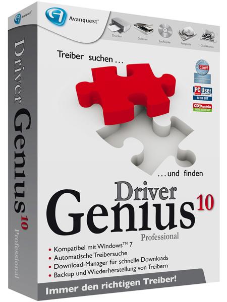 Driver Genius Pro 10 – Licensa Original Grátis