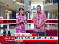 Daftar Rekening Kemanusiaan Metro TV dan TV One