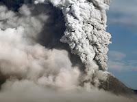 Tips Hadapi Debu Vulkanik