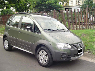 Autos puntocom fiat idea adventure 1 8 xtreme 2007 vendido for Paragolpe delantero fiat idea adventure
