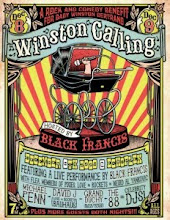"""Winston Calling"" Rolling Stone Magazine"