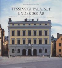 TESSINSKA PALATSET UNDER 300 ÅR