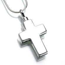 Silver Polishes Cross keepsake
