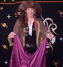 Magicien Pirate Sylvain BOTTELLO