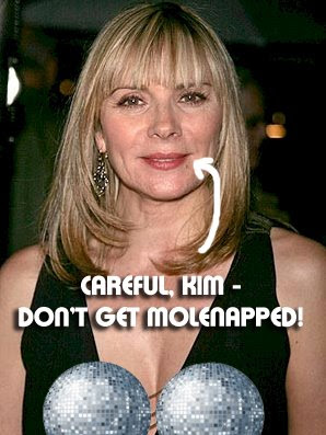 Kim Cattrall Joins The Botox-Bashing Bandwagon