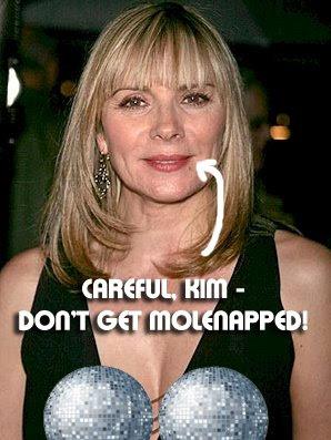 Kim Cattrall Joins The Botox-Bashing Bandwagon