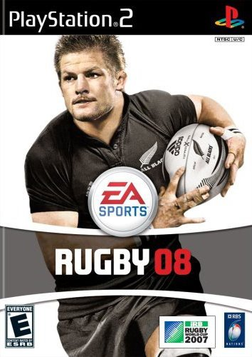 rugcapa Rugby 08 – Ps2 Download