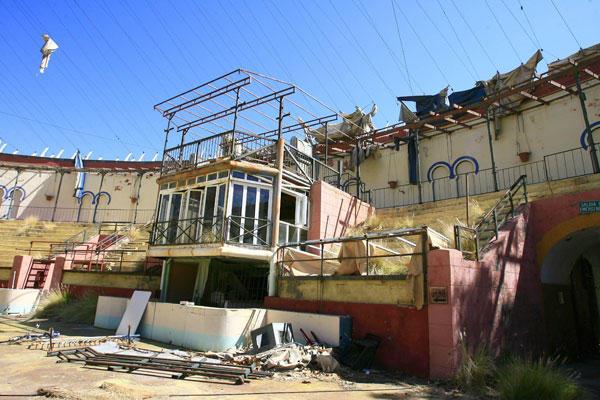 Ambitotoros se alquila plaza de toros en ruinas for Se alquila plaza de garaje