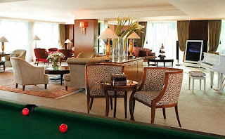 Kraljevski apartman u hotelu predsednik vilson u zenevi