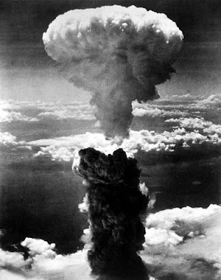 the atomic bombing of Nagasaki