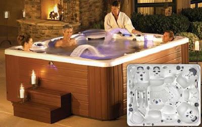 Cantabria hot tub