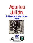 EL LIBRO DE CRISTAL DE LOS COHÉN, POR AQUILES JULIÁN