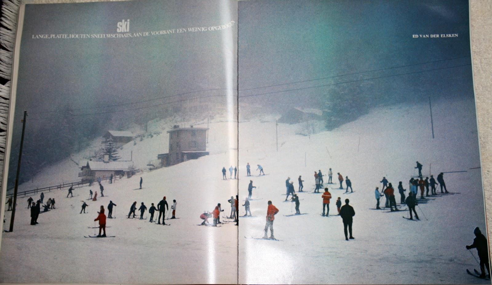 1967 Sweet Life Book Ed Van Der Elsken Photographs 1st Edition w/ Press Release