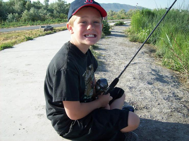 Fishing.....