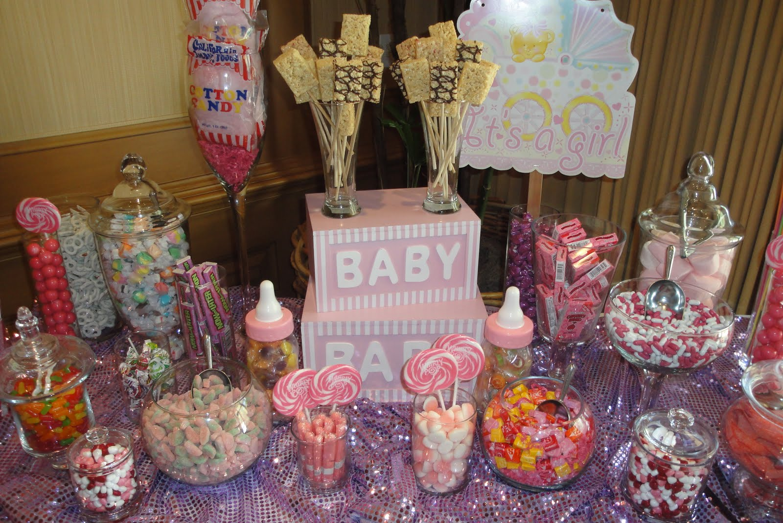 baby shower candy bar bing images