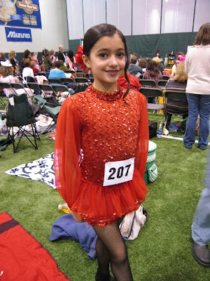 friday lidia and i went down to chicago for the halloween feis on saturday lidia has some exciting news about something we bought there - Halloween Feis