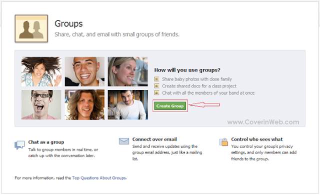 how to create a poll on facebook group page