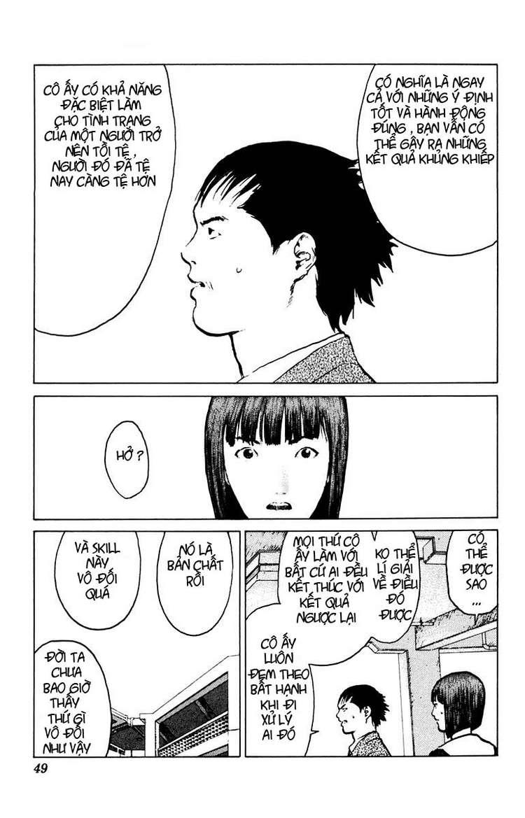 Angel Densetsu chap 43 - Trang 10