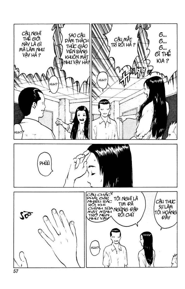 Angel Densetsu chap 43 - Trang 18