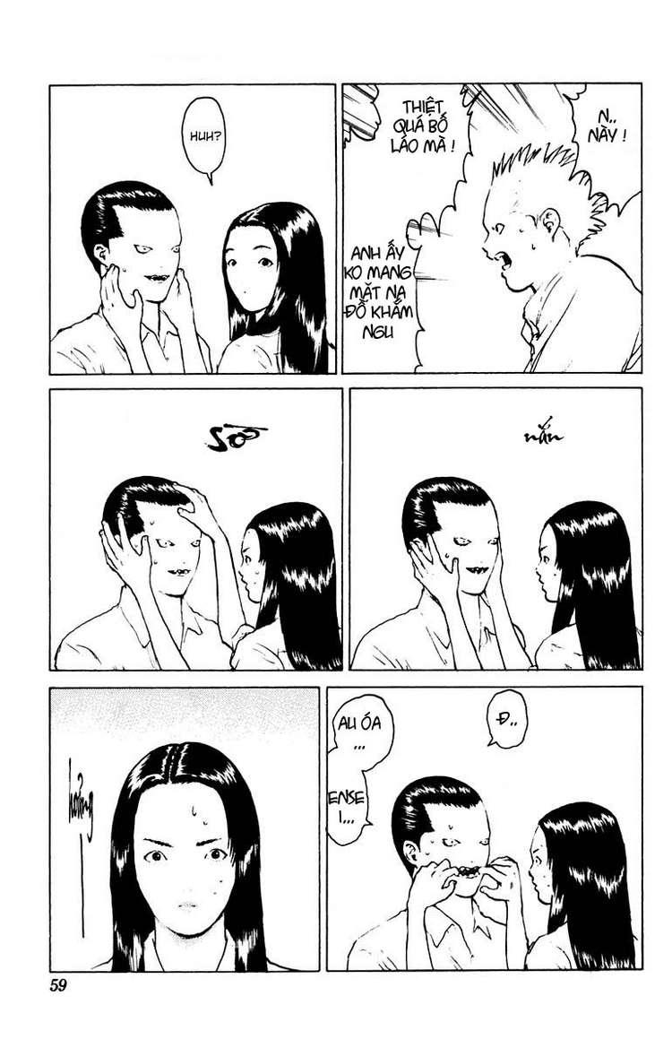 Angel Densetsu chap 43 - Trang 20