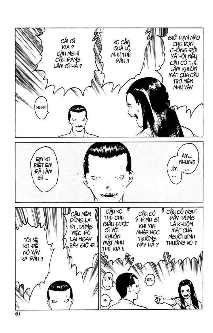 Angel Densetsu chap 43 - Trang 22