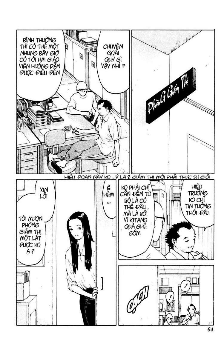 Angel Densetsu chap 43 - Trang 25
