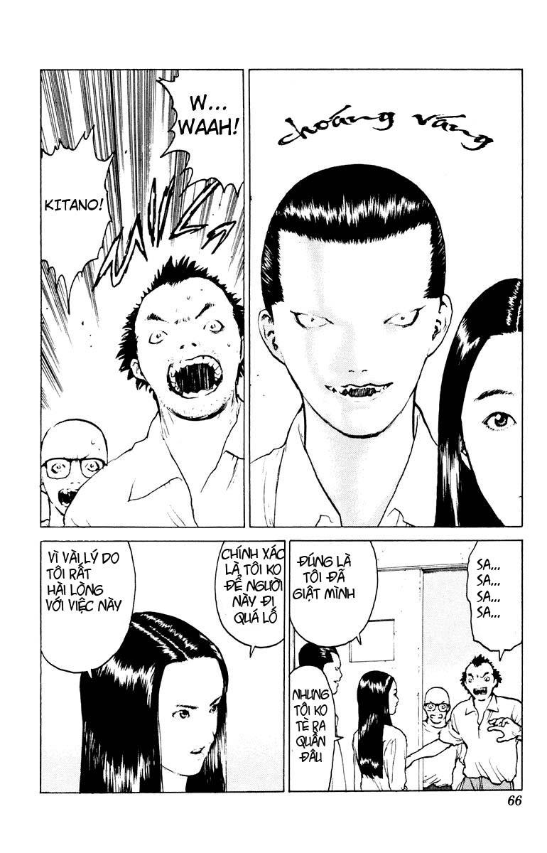 Angel Densetsu chap 43 - Trang 27