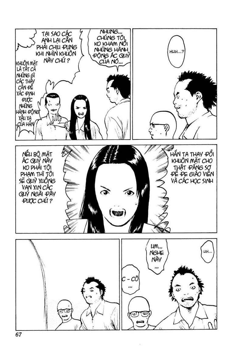 Angel Densetsu chap 43 - Trang 28